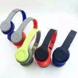 Дешевый микрофон наушников Stn-019 беспроволочный Bluetooth с поддержкой карточки TF и радиоим FM