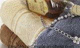 Tovagliolo di mano tinto cotone superiore del jacquard del commercio all'ingrosso di durevolezza 100%