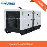 Le silence de 200kVA générateur Cummins avec Tropic radiateur (SVC-G220)