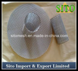Filtro perforato dalla rete metallica dell'acciaio inossidabile