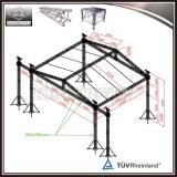 Система ферменной конструкции крыши высокого качества портативная напольная алюминиевая