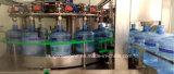 chaîne de production complète de mise en bouteilles recouvrante remplissante de lavage de matériel de baril de 2400bph 2000bph 1500bph 5gallon