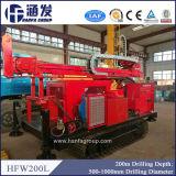 Machine Van uitstekende kwaliteit van de Boring Hfw200L van de lage Prijs de Diepe Multifunctionele