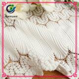 Polyester-Wimper-Häkelarbeit-Spitze-Gewebe-Großverkauf 100%
