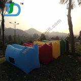 サイドバッグが付いている新式の屋外の空気ソファー