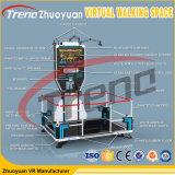 対話型9d Vrの宇宙遊泳のシミュレーターHTC ViveのヘッドセットのVrの歩くプラットホーム