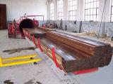 Machine en bois en bois de traitement d'installation d'imprégnation de pression de vide