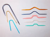 Agulhas de costura de plástico colorido com amostras grátis