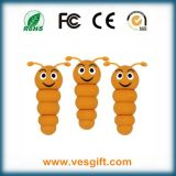 O PVC OTG forma Caterpillar modelo Driver USB Flash