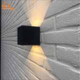 Venta caliente ángulo ajustable LED Lámpara de Pared decorativos para exteriores