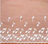ギピールレースのレースのトリミングか刺繍のレースファブリック/Bridalテュルの網のレース