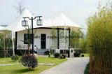 Le tende esterne di evento dell'hotel hanno utilizzato la tenda 18 del baldacchino della tenda foranea