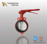 Bray Handle Wafer Butterfly Valve (D371X-10/16)