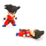 Japão Cartoon USB Flash Drive PVC Customized Memory Stick