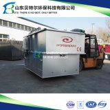 Yw-10 (8-10m3/hr)酪農場の排水処理のプラント、固体および液体分離器