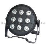 Späteste heiße Disco neues LED dünnes NENNWERT Licht des Verkaufs-niedrigsten Preis-9PCS*10W DJ