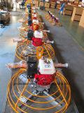 Beton Gehen-Hinter Serie des Energietrowel-Gyp-442 mit anhebendem Gefäß