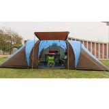 Trois Chambres à Coucher Une Salle 8- 10 personne Rainproof tente de camping