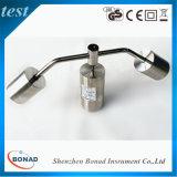 IEC60884-1 Clause 25.2 Testeur de pression de boule en acier inoxydable