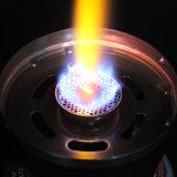 Nuovo disegno che piega la mini stufa di campeggio del gas