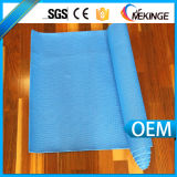 La meilleure couverture de vente de couvre-tapis de yoga de gymnastique du fournisseur chinois