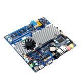 A Intel onboard 2 GB DDR3 1333 Motherboard Industrial com 8*/Mini-Pcie Gpio