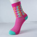 Großverkauf-Baumwollmann-Sport-komprimierende Socken 100%