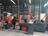Ytk32 completamente automática de bloques de sal de tamaño ajustable prensa hidráulica la máquina para el bloque de mineral de animales