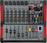 De speciale Nieuwe Ontwerp Aangedreven Professionele Versterker van de Reeks van de Mixer Mini8p