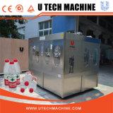 Planta de engarrafamento completa automática da água bebendo/planta de enchimento da água