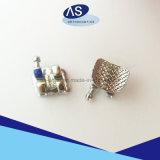 MIM ortodoncia soportes de metal con ganchos de 345 Soportes de ortodoncia de alta calidad