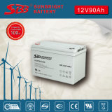 Gel Battery 12V90ah para Solar Power Station
