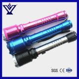 La torcia ricaricabile multifunzionale dell'autodifesa LED di alta qualità stordisce la pistola (SY-1315A)