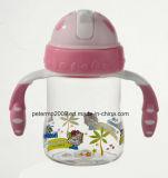 l'elemento del regalo 260ml, bottiglia di bambino con sparge, bottiglia di alimentazione del bambino, bottiglia di acqua di colore verde