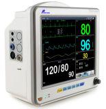 CE/ISO goedgekeurde Multiparameter de Geduldige Monitor van 12.1 Duim (Poweam 2000A)