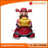 Dio gonfiabile della mascotte della replica di ricchezza per il nuovo anno (C1-101)