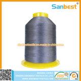 Linha de bordado de raio 100% conhecida como seda artificial