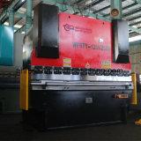 曲がる炭素鋼のためのA62コントローラが付いている競争価格NC Wf67k 125t/6000油圧出版物ブレーキ