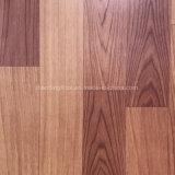 Configuration en bois ignifuge imperméable à l'eau MP206 de plancher composé d'intérieur de plastique vinyle