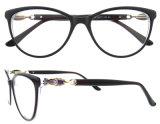 Het Frame van de Vrouwen van de Frames van het Oogglas van de Douane van Eyewear van de manier voor Oogglazen