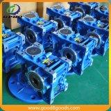 Motor con engranajes del gusano de RW63 1HP/CV 0.75kw