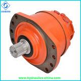 Motor hidráulico del pistón de Poclain (serie de MSE05)