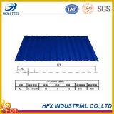 Gewölbtes Dach-Blatt/Dach-Fliese für Baumaterial