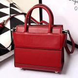 Schulter-Beutel Emg4774 der Frauen-Handtaschen-Form-Dame-Real Leather
