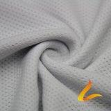 Tissu élastique tricoté de Lycra de Spandex de polyester pour la forme physique de vêtements de sport (LTT-2023#)