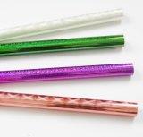 Láser de color de lámina de estampado en caliente para el vestido estampado de película/papel de pared