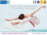 Jogo do teste da hormona (FSH) de estimulação de folículo para o alarme da mulher da menopausa