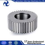Polea del anillo del diente de engranaje de estímulo de Shenzhen Hefa para la máquina del CNC