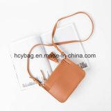Di svago di cuoio delle 2017 sacchetto Hcy-8823 della signora mano dell'unità di elaborazione borse di Crossbody di modo mini
