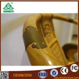 새로운 중국 작풍 Annatto 가구 단단한 나무 의자 자단, 접는 의자 법원 레크리에이션 의자